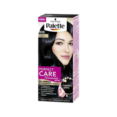 Palette Perfect Care 909 (Цвет 909 Иссиня-черный variant_hex_name 181817)