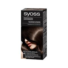 Краска для волос Syoss Syoss Color 3-1 (Цвет 3-1 Темно-каштановый  variant_hex_name 2B343E)