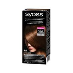 Краска для волос Syoss Syoss Color 4-8 (Цвет 4-8 Каштановый шоколад )