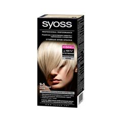 Syoss Color 9-5 (Цвет 9-5 Жемчужный блондин  variant_hex_name FBF6E3)