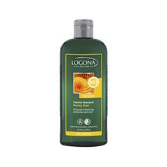 Шампунь Logona Volume Shampoo Honey Beer (Объем 250 мл)