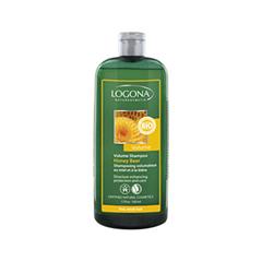 Шампунь Logona Volume Shampoo Honey Beer (Объем 500 мл)