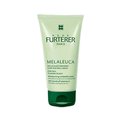 Шампунь Rene Furterer Melaleuca Anti-Dandruff Shampoo for Oily Scalp (Объем 150 мл) rene furterer шампунь для жирной кожи регулирующий нормализующий 150 мл