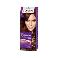 Краска для волос Schwarzkopf Palette RF3 (Цвет RF3 Красный гранат variant_hex_name 773937)