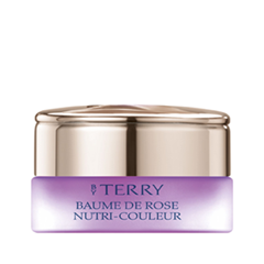 Цветной бальзам для губ By Terry Baume de Rose Nutri-Couleur 8 (Цвет 8 Mauve Moon variant_hex_name B993C2)