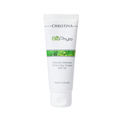 Christina BioPhyto Ultimate Defense Tinted Day Cream SPF20 (Объем 75 мл) dhl ems 5 sests new for omron proximity switch e2g m18kn10 ws b1