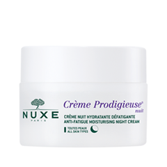 Крем Nuxe Crème Prodigieuse® Nuit (Объем 50 мл) крем nuxe nuxuriance ultra crème nuit redensifiante anti âge global объем 50 мл