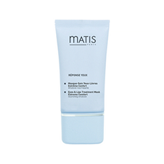 Маска для глаз Matis Reponse Yeux Eyes & Lips Treatment Mask Extreme Comfort (Объем 20 мл) pipedream extreme hot lips мастурбатор ротик с термо мешком