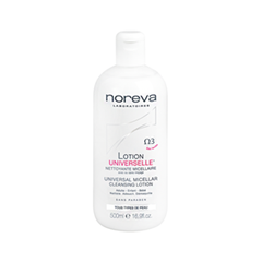Лосьон Noreva Lotion Universelle Nettoyante Micellaire (Объем 500 мл)