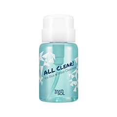 ������ ������� Touch in Sol All Clear! Ice Blue Water Cleanser (����� 150 ��)