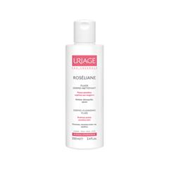 Снятие макияжа Uriage Дермоочищающая эмульсия Roseliane Fluide Dermo-Nettoyant (Объем 250 мл)