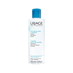 Крем Uriage Eau Micellaire Thermale Peaux Normales à Sèches (Объем 250 мл) набор uriage eau thermale my water essentials set набор крем д глаз 15 мл крем д лица 40 мл сыворотка 30 мл
