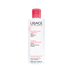 Мицеллярная вода Uriage Eau Micellaire Thermale Peaux Sujettes Aux Rougeurs (Объем 250 мл) набор uriage eau thermale my water essentials set набор крем д глаз 15 мл крем д лица 40 мл сыворотка 30 мл