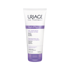Интимная гигиена Uriage Gyn-Phy Refreshing Gel (Объем 200 мл) гель kapous professional after wax refreshing gel with menthol and camphor