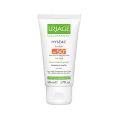Крем Uriage Hyséac® Fluide SPF50+ (Объем 50 мл) гидравлическое масло total fluide da 1л