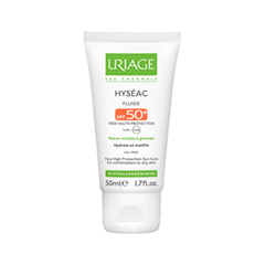 Крем Uriage Hyséac® Fluide SPF50+ (Объем 50 мл) флюид alterna fade proofing fluide