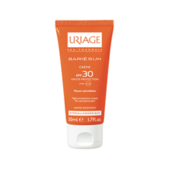 Крем Uriage Крем Bariésun Crème SPF30 (Объем 50 мл) la mer крем для тела the body crème крем для тела the body crème