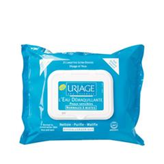 Влажные салфетки Uriage L'Eau Démaquillante uriage урьяж салфетки с очищающей мицеллярной водой 25 штук 25 штук