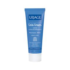 Крем Uriage Защитный крем Cold Cream Crème Ultra-Nourrissante (Объем 75 мл) крем uriage bariederm insulating repairing hand cream 50 мл