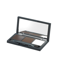 Brow Palette 10 (Цвет 10 Dark Brown variant_hex_name 5F3121)