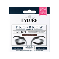 ����� Eylure ������ ��� ������ Pro-Brow Dybrow Dark Brown (���� Dark Brown)