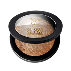 Бронзатор Kiss All Over Glow Bronzing Powder ABP03 (Цвет ABP03 Bronze variant_hex_name CE835F)