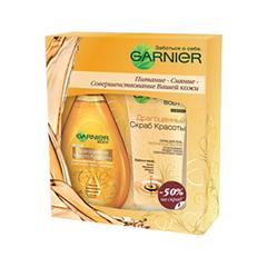Уход Garnier Набор Ultimate Beauty. Драгоценное масло красоты (Объем 150 мл + 200 мл)