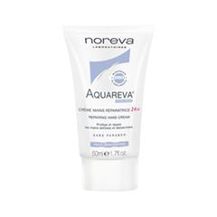 Крем для рук Noreva Aquareva Creme Mains Reparatrice 24H (Объем 50 мл)