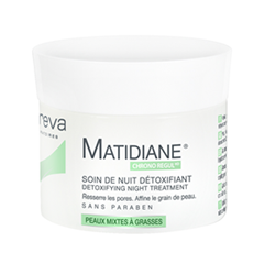 Ночной крем Noreva Matidiane® Soin de Nuit Detoxifiant (Объем 50 мл)