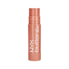Цветной бальзам для губ NYX Butter Lip Balm 06 (Цвет 06 Biscotti)