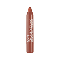 Помада NYX Professional Makeup Chunky Dunk Hydrating Lippie 09 (Цвет 09 Caramel Martini variant_hex_name 995542)