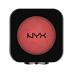 Румяна NYX Professional Makeup High Definition Blush 09 (Цвет 09 Bitten variant_hex_name CC5455)