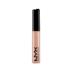 ����� ��� ��� NYX Mega Shine Lip Gloss 112 (���� 112 Frosted Beige)