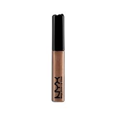 Блеск для губ NYX Professional Makeup Mega Shine Lip Gloss 114 (Цвет 114 Hot Fudge variant_hex_name 743C23)