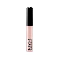����� ��� ��� NYX Mega Shine Lip Gloss 146 (���� 146 Baby Rose)
