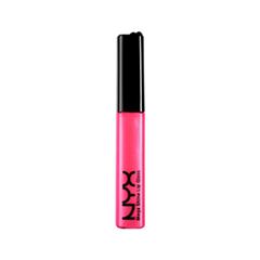 Блеск для губ NYX Professional Makeup Mega Shine Lip Gloss 154 (Цвет 154 Ice Princess variant_hex_name F879A9)