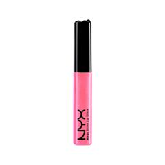 Блеск для губ NYX Professional Makeup Mega Shine Lip Gloss 158 (Цвет 158 La La variant_hex_name F56667)