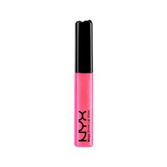 ����� ��� ��� NYX Mega Shine Lip Gloss 163 (���� 163 Pink Rose)