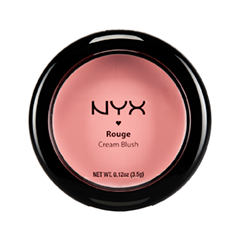 Румяна NYX Professional Makeup Rouge Cream Blush 02 (Цвет 02 Natural variant_hex_name F08E8B)