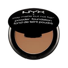 ����� NYX Stay Matte But Not Flat Powder Foundation 10 (���� 10 Caramel)