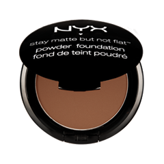 ����� NYX Stay Matte But Not Flat Powder Foundation 20 (���� 20 Deep Dark)