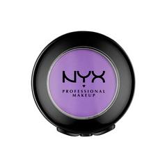 Тени для век NYX Professional Makeup Hot Singles Eye Shadow 10 (Цвет 10 Epic variant_hex_name D18AF0)