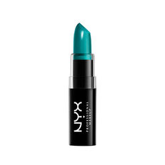 Помада NYX Professional Makeup Wicked Lippies 02 (Цвет 02 Scandalous variant_hex_name 7EC1B7)