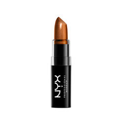 Помада NYX Professional Makeup Wicked Lippies 04 (Цвет 04 Wrath variant_hex_name 974C20)