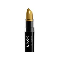 Помада NYX Professional Makeup Wicked Lippies 08 (Цвет 08 Mischievous variant_hex_name C7A54C)