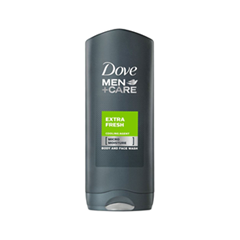 ���� ��� ���� Dove Men+Care Extra Fresh Body and Face Wash (����� 250 ��)