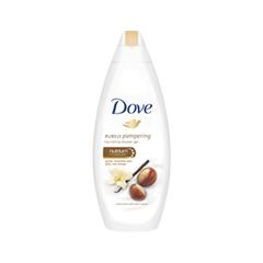 Гель для душа Dove Purely Pampering Shea Butter & Warm Vanilla Body Wash (Объем 250 мл)
