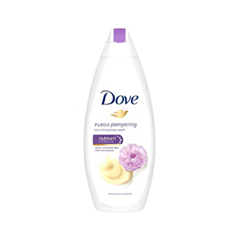 ���� ��� ���� Dove Purely Pampering Sweet Cream & Peony Body Wash (����� 250 ��)