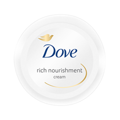 Крем для тела Dove Rich Nourishing Cream (Объем 75 мл)