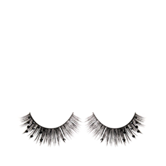 ��������� ������� Flutter Lashes Isabella with Black Crystals